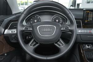 奥迪A8L(进口)方向盘图片