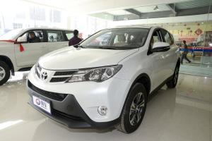 丰田 RAV4荣放 2015款 2.0L CVT 两驱风尚版