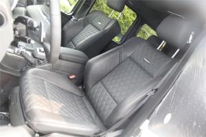 进口奔驰G级AMG          驾驶员座椅