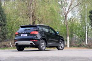 哈弗H6 Coupe后45度(车头向右)图片