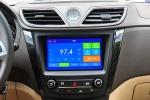 五菱宏光S1 中控台音响控制键图
