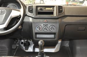 一汽V75中控台正面图片