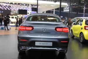 奔驰GLC级(进口)奔驰GLC Coupe图片