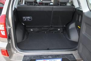 瑞虎3行李箱空间图片