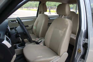 长安神骐F30 驾驶员座椅