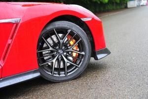 新款GT-R 外观