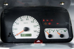 长安新豹MINI仪表盘背光显示图片