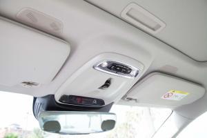 S90前排车顶中央控制区