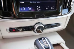 S90中控台音响控制键