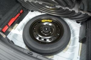 榮威RX5 備胎