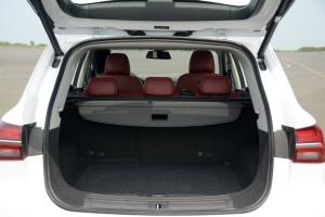 榮威RX5 行李箱空間
