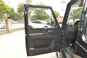 BJ80驾驶员侧车门内门板