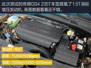 传祺GS4广汽传祺GS4 235T MT-图解