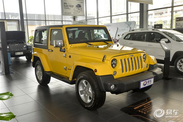 Jeep召回部分牧马人 气囊/安全带存隐患