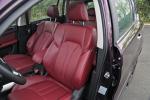 众泰大迈 X5驾驶员座椅图片