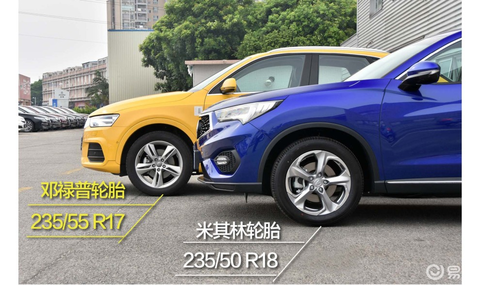 【讴歌CDX对比奥迪Q3图片】-易车网BitAuto.com