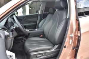 讴歌CDX                驾驶员座椅