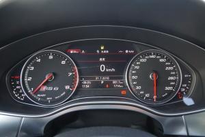 奥迪RS6仪表 图片