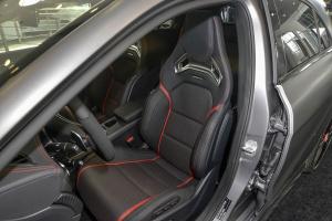 AMG A级驾驶员座椅图片