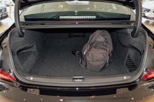 S90行李箱空间