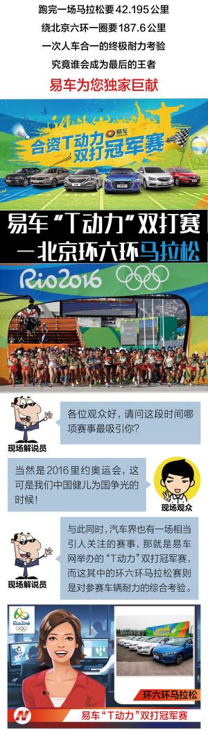 领动环六环马拉松赛图片