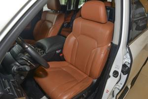 雷克萨斯LX驾驶员座椅图片
