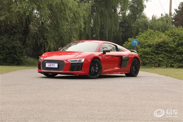 奥迪多款新车将搭载2.9T发动机 R8领衔