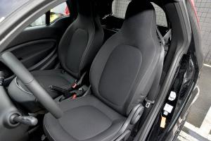 smart fortwo 驾驶员座椅