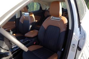 东南DX7驾驶员座椅图片
