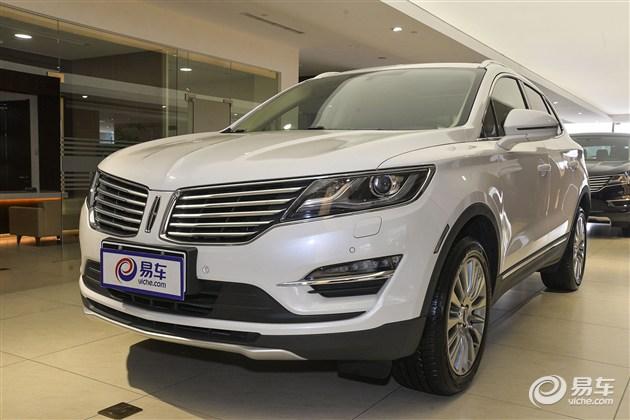 林肯改款MKC将广州车展上市 新增2.3T版