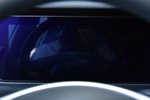 奔驰E级仪表 图片