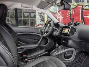 fortwo 电动17款官图图片