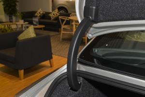 进口沃尔沃S90 行李厢支撑杆