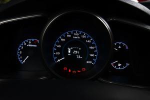 长安CX70 仪表盘背光显示