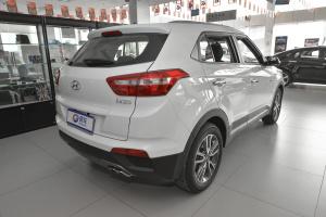 北京现代ix25后45度(车头向右)图片