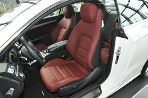 奔驰E级(进口)驾驶员座椅图片