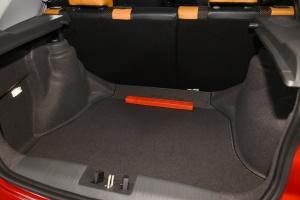 瑞虎3x行李箱空间图片