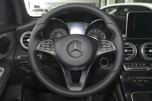 进口奔驰GLC级AMG 方向盘
