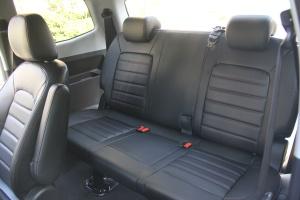 开瑞K60 后排座椅