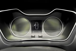 远景SUV仪表盘图片