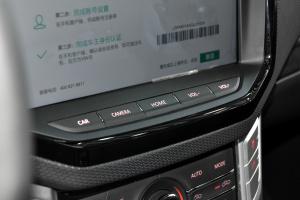 上汽大通T60 中控台音响控制键
