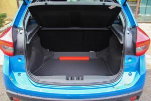 瑞虎3x 行李箱空间