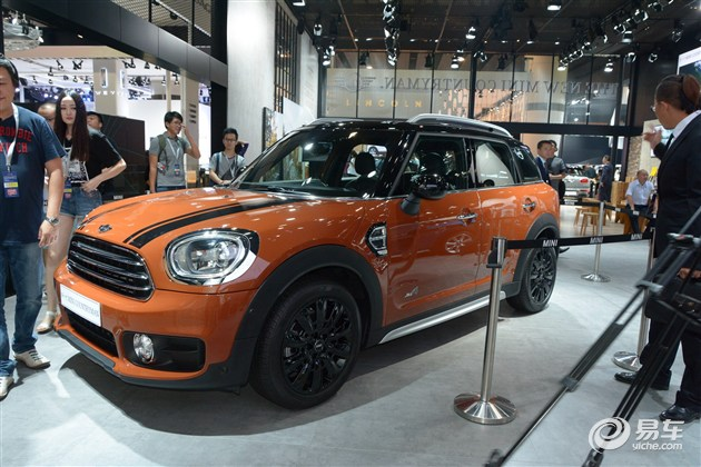 全新MINI COUNTRYMAN将于2月18日正式上市