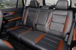 斯威X7 后排座椅