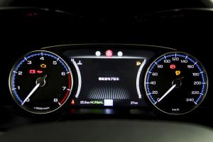 传祺GS8 仪表盘背光显示
