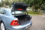 沃尔沃S90长轴版 行李厢开口范围