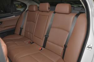 宝马5系(进口)后排座椅图片