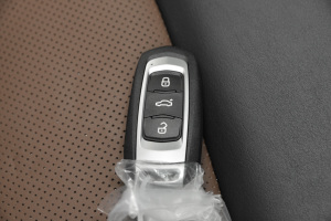 帝豪GS钥匙