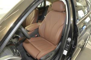 宝马X6驾驶员座椅图片