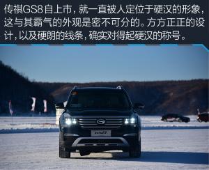 传祺GS8GS8冰雪图片
